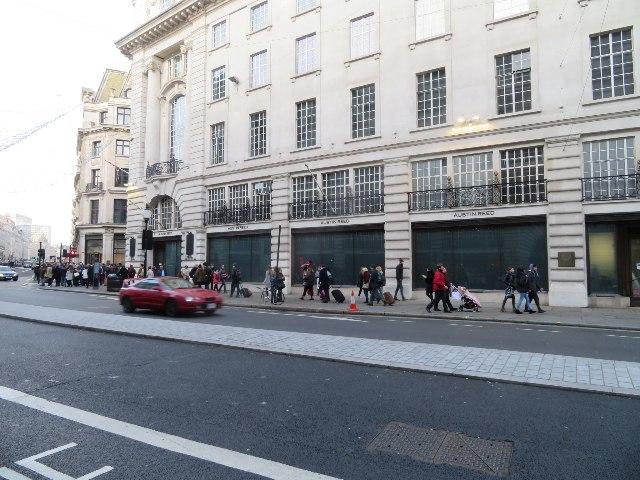 Austin Reed - Regent Street
