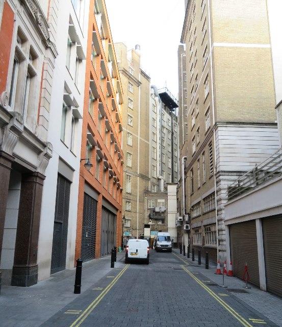Behind the glamour - Vine Street