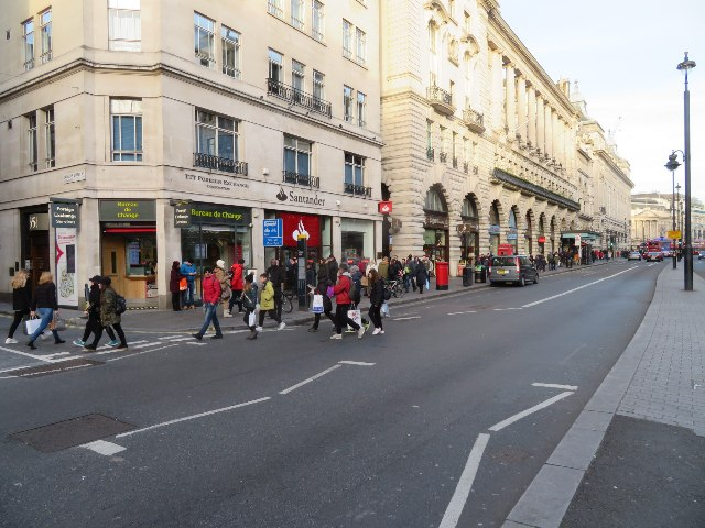 Santander - Piccadilly