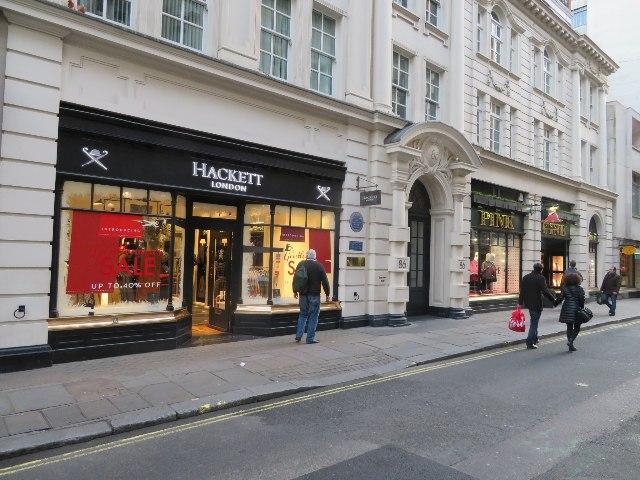 Hackett - Jermyn Street