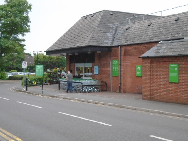 Waitrose superstore, College Town