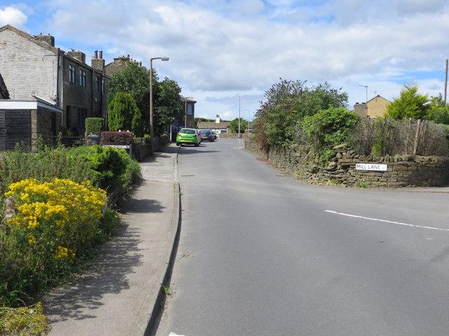 Mill Lane at Mountain