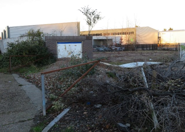 Brown field site - Hawley Lane