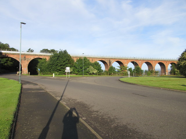 Rossie Island Viaduct