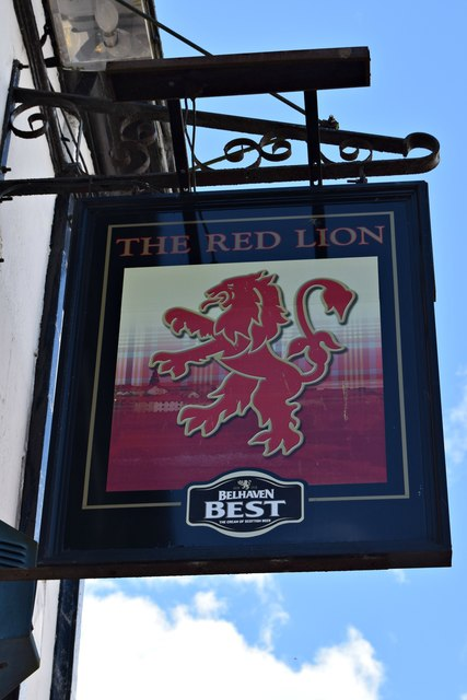 The Red Lion, Berwick-upon-Tweed