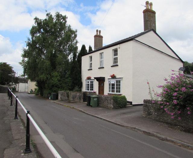 High Street cottage, Iron Acton