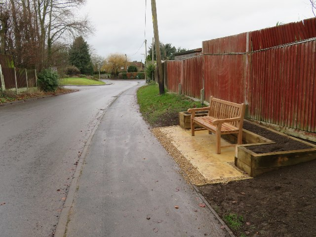 Keeping the village tidy
