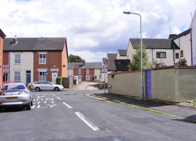 Rupert Street Junction