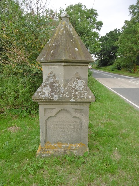 Milestone, Tredington