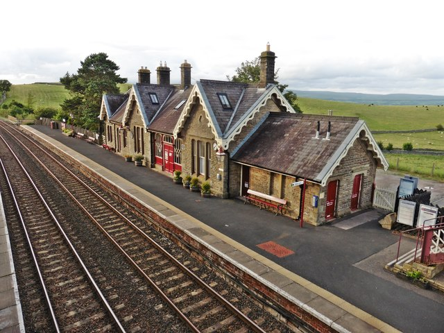 Station buildings, Kirkby Stephen (West)