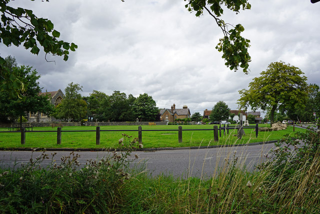 Havering-atte-Bower village and green