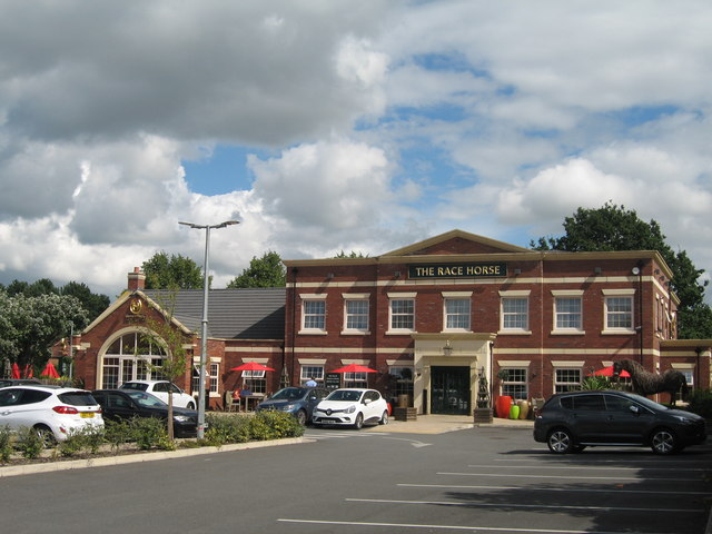 The Race Horse, Upton Grange