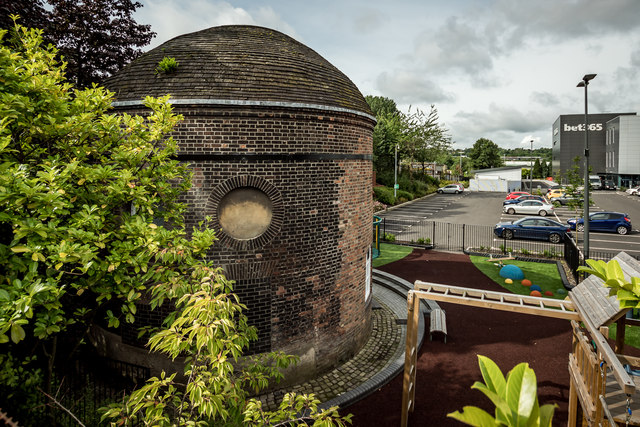 The Roundhouse, Etruria