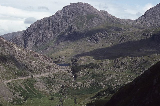 View to Tryfan