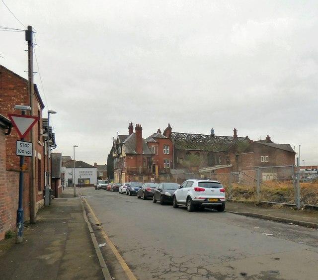 Annan Street