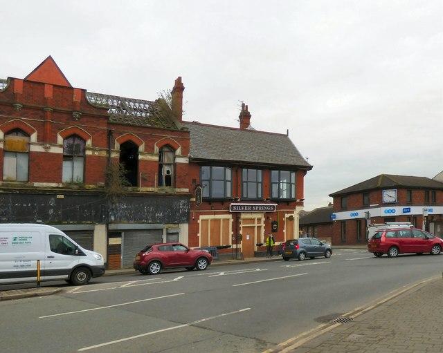Ashton Road, Denton