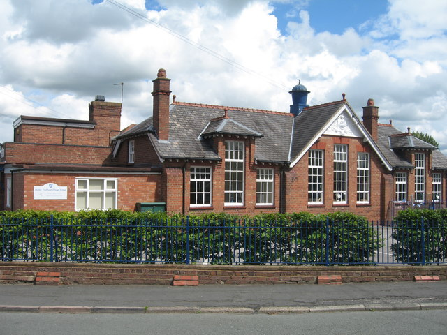 Mickle Trafford Village School