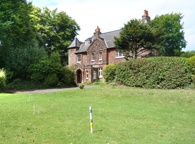 Thomas Hardy's Croquet Lawn