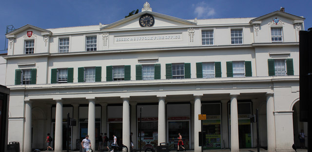 Essex and Suffolk Fire Office, High Street, Colchester