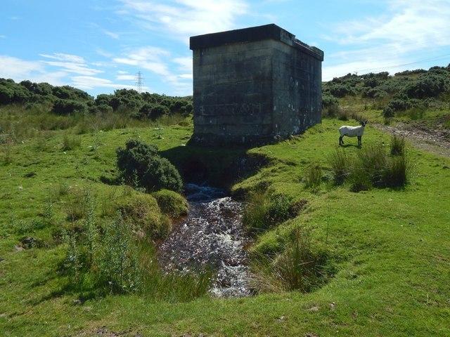 Water shaft