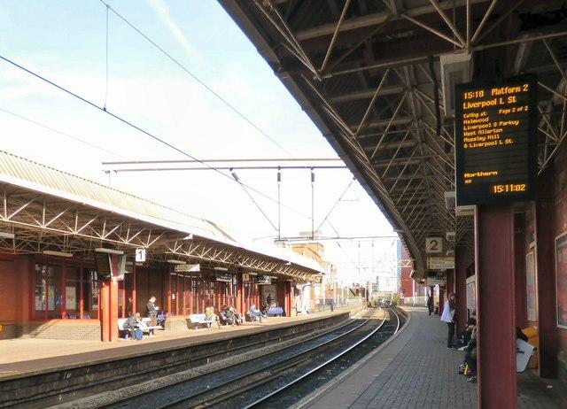 Deansgate Station