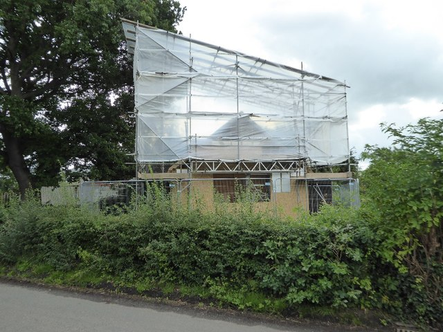 Repairs to Earl's Croome Village Hall