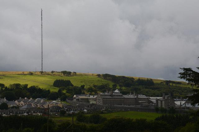 West Devon : Princetown Scenery
