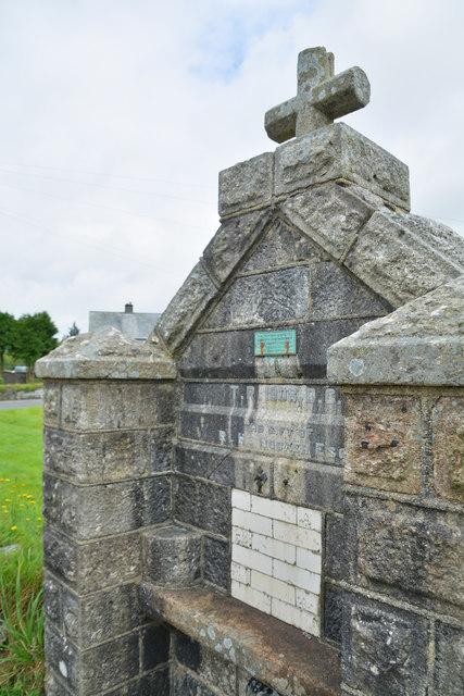 Princetown : Fountain