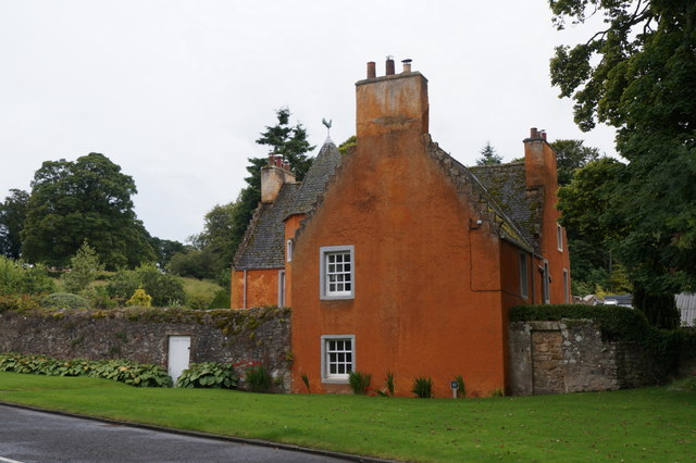 Ford House, Pathhead