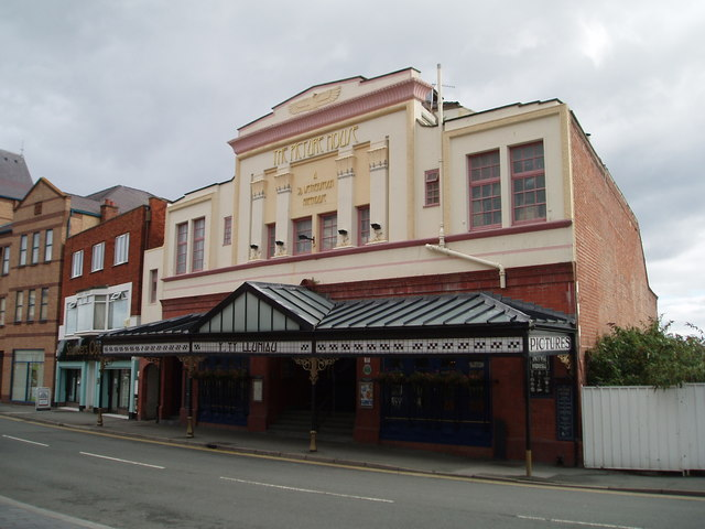 The Former Princess Picture Theatre, Colwyn Bay