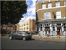 TQ3479 : Southwark Park Road, Bermondsey by David Howard