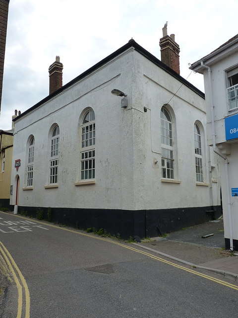 YMCA building, Sidmouth