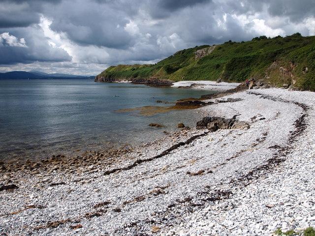 Beach, Penmon Point