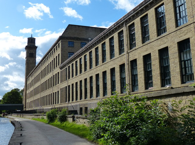 New Mill at Saltaire