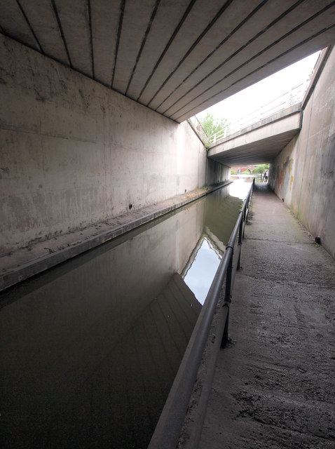 The M53 Bridge over the Shropshire Union Canal