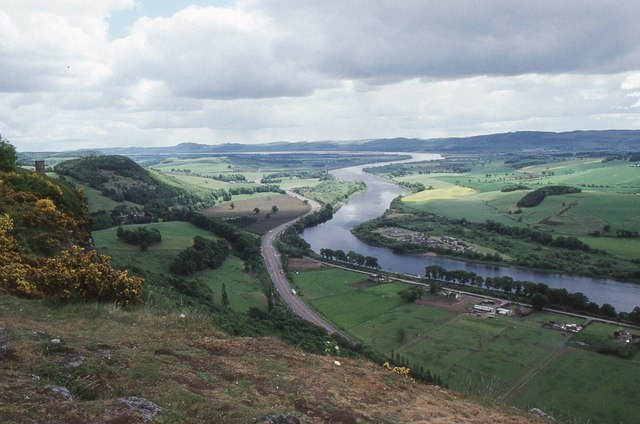 View from Kinnoull Hill