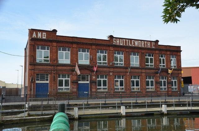 And Shuttleworth Ltd