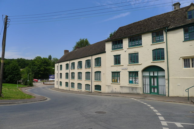 'The Priory', Long Street, Dursley