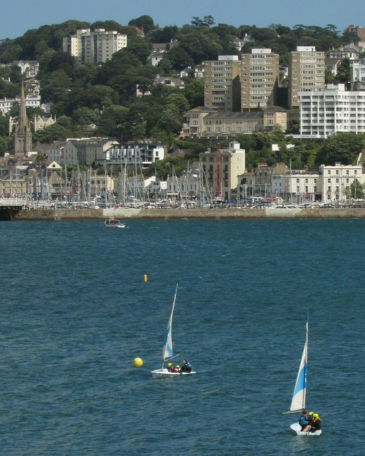 Torquay from Livermead