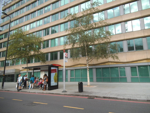 Office block on Blackfriars Road