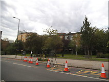 TQ3278 : New Kent Road, Walworth by David Howard