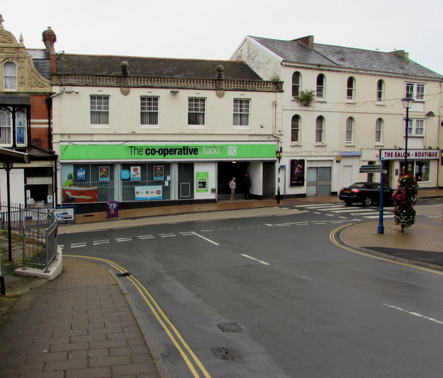 The Co-operative Food store in Ilfracombe