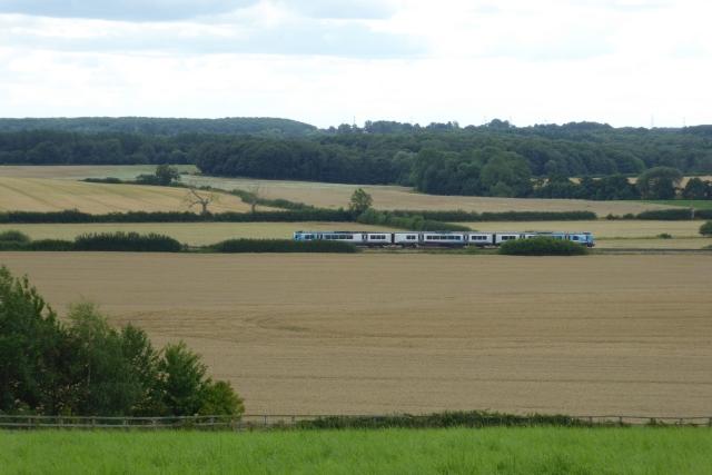 Liverpool train