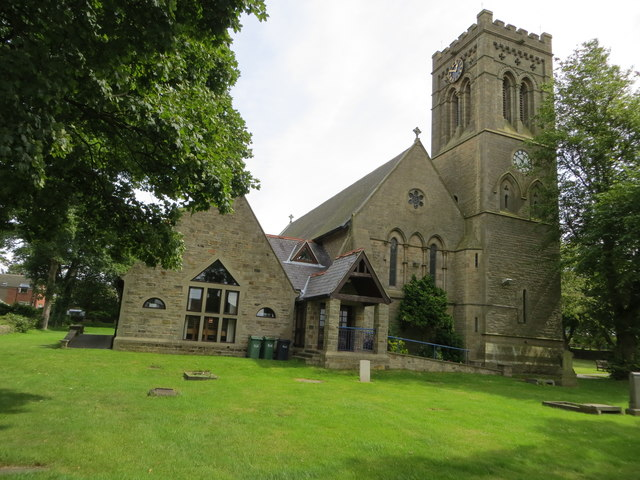 The Church of St John at Lepton