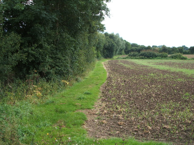 Footpath to Lucas's Lane