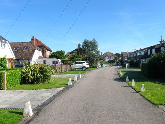 Barbary Lane, Ferring