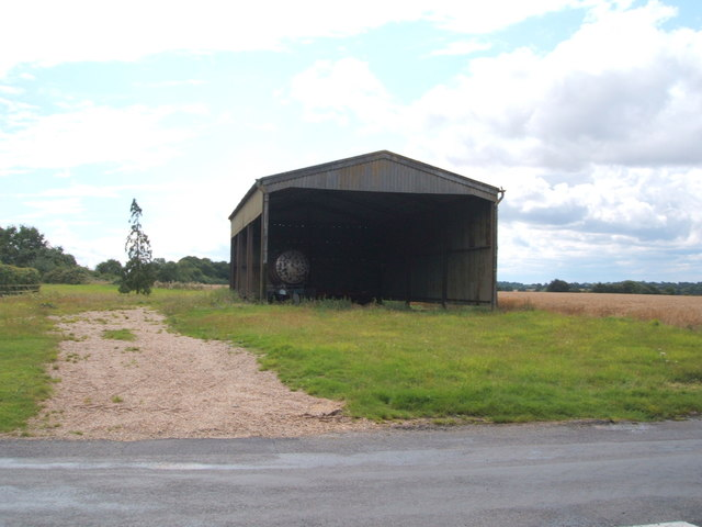 Barn, Blow's Farm