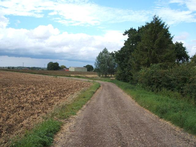 Farm track (footpath), Benedict Otes