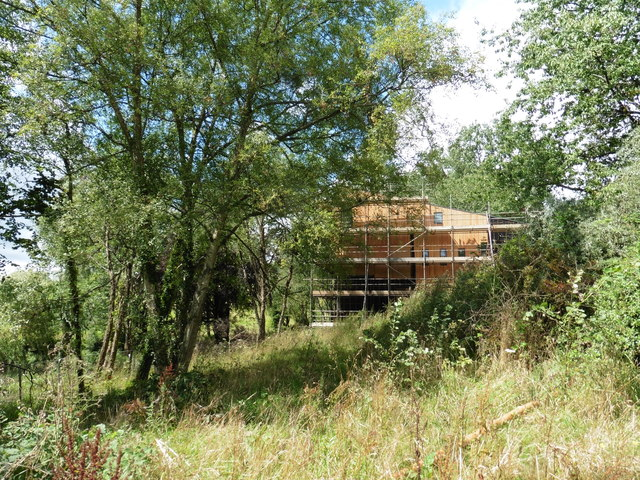 New build at Chevithorne