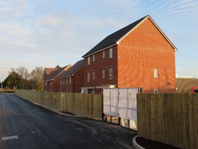 New homes for Basingstoke